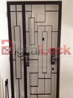 Samsung Digital Door Lock Blog In Singapore Authorize